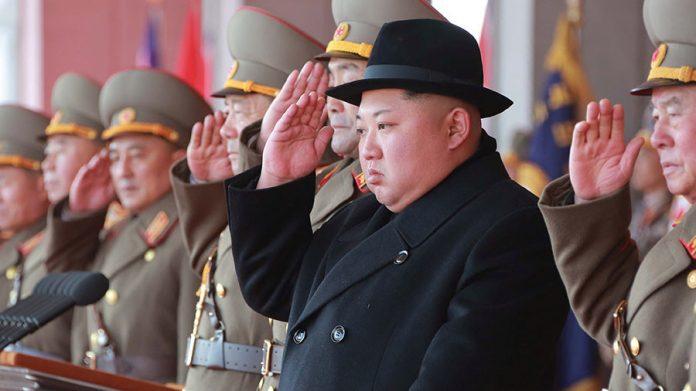 © KCNA : Reuters