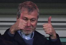 FILE PHOTO. Roman Abramovich. © Global Look Press