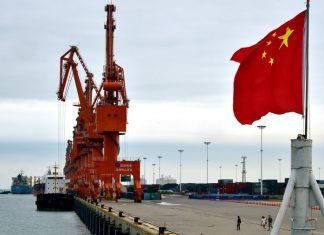 Port in Beihai, Guangxi province, China. © : Reuters