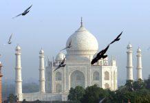 Taj Mahal, India © Kamal Kishore / Reuters