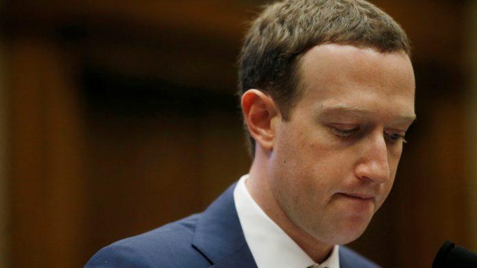 Facebook CEO Mark Zuckerberg © Leah Millis / Reuters