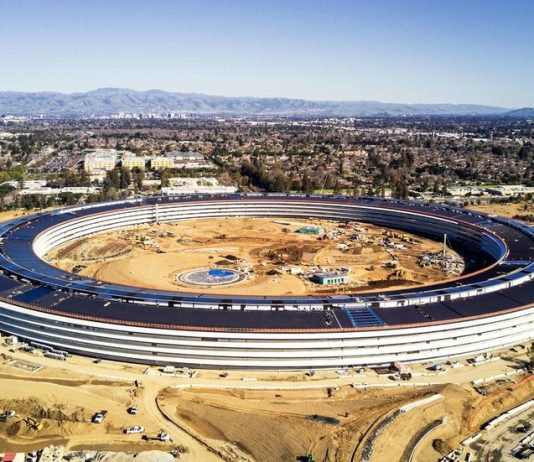 FILE PFOTO: Apple headquarters, San Francisco © Global Look Press