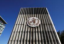 The headquarters of the World Health Organization in Geneva, Switzerland, May 18, 2020 © Reuters / Denis Balibouse
