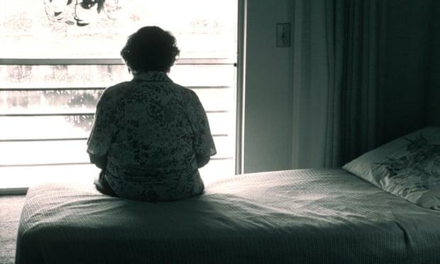 Self-isolate